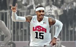Carmelo Anthony London 2012 1920×1200 Wallpaper