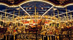 Awesome Carousel Wallpaper