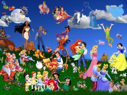 Classic Disney Disney Cartoon wallpaper