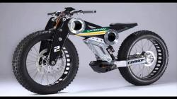 Caterham Brutus 750, Clássico E Bike e E Bike Carbono