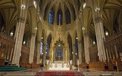 Check out these 50 beautiful photos of St. Patrick's Cathedral in New York City.