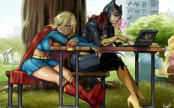 Catwoman superwoman