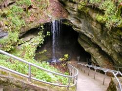 Historic Entrance to Mammoth Cave