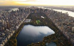 Central Park Wallpaper HD