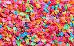 Cereal Wallpaper