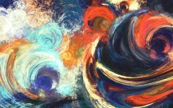 Chaos digital art