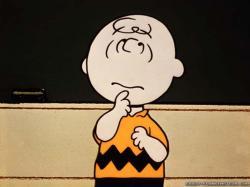 Wallpaper: Charlie Brown cartoon