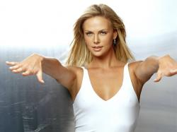 Charlize Theron Celebs Pics For Samsung Galaxy Tab Pro