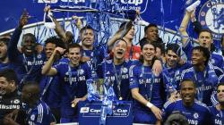 Chelsea triumph at Wembley against Spurs