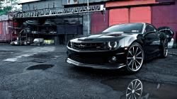 Car of the day – 2012 Chevrolet Camaro SS on Vossen CV1 Wheels 1920×1080 HD