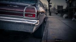 Chevrolet Chevelle Back Car City
