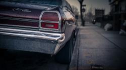 Chevrolet Chevelle Back Car City