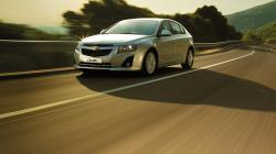 Road Test: Chevrolet Cruze 1.8LS Hatch