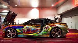 Chevy Camaro by Custom Shop - photo gallery