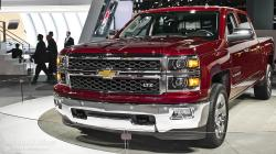 2013 NAIAS: All-New 2014 Chevy Silverado - Live Photos