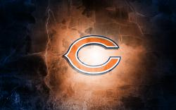 Chicago Bears 2014 NFL Logo Wallpaper