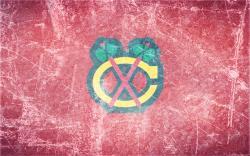 Chicago Blackhawks Logo Wallpaper 12