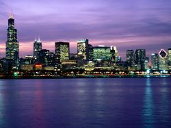 Chicago skyline new hd wallpaper