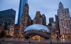 Big Building Chicago Wallpaper