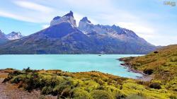 Papel de Parede Torres del Paine - Chile