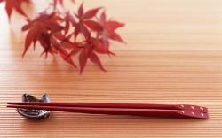 """Download the following Free Chopsticks Wallpaper 42481 by clicking the orange button positioned underneath the """"Download Wallpaper"""" section."""