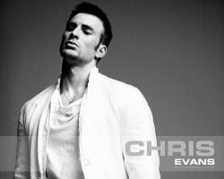Hottest Actors Chris Evans