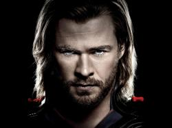 [For Thor], there's a lot of ongoing reading and rereading of the script. I have a guy that I work with a lot who's a voice coach, but also far more than ...