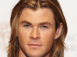 Chris Hemsworth Blue Eyes 40398 Hi-Resolution
