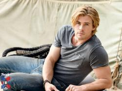 Sexiest Man Alive 2014: Chris Hemsworth, Chris Pratt, Photos : People.com