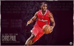 Chris Paul 2013 All-NBA First Team 1920x1200 Wallpaper