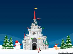 Download Christmas Castle