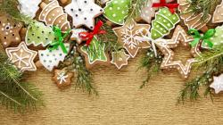 Christmas cookies. +2. Wallpaper Category : Abstract & Vector HD resolutions (16:9): 1366x768 1600x900 1920x1080