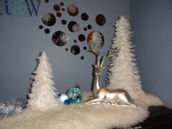 Christmas Decorations Home Winter Wonderland