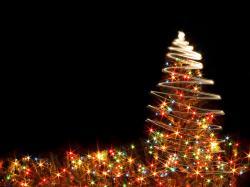 ... Christmas Lights Wallpaper ...