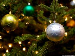 Download Christmas Tree Ornaments