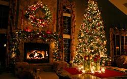 christmas wallpaper 81 1024x640 21 Stunningly Beautiful Christmas Desktop Wallpapers