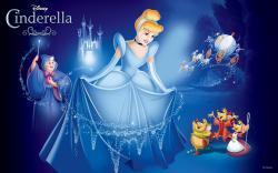 cinderella - princess-cinderella Wallpaper
