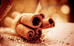 Cinnamon Bokeh