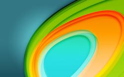 Abstraction Circle Background | 2560 x 1600 | Download | Close