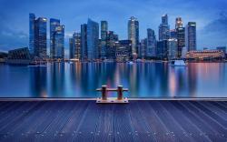 City View Hd wallpaper
