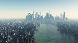 City Skyline Wallpapers 005