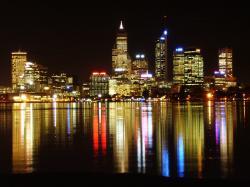 File:Perth skyline at night.jpg