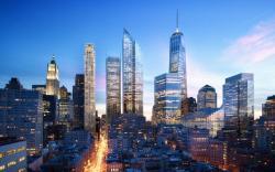 City Skyline HD