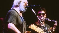 "Jerry Garcia Band + Clarence Clemons 9/10/89 ""And It Stoned Me"""