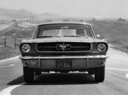 Ford Mustang Classic Wallpaper Picture