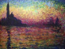 original wallpaper download: Painting Claude Monet - Wassabi - 2048x1536