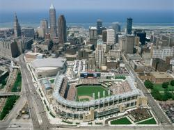 Jacobs field Cleveland