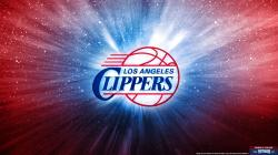 Los Angeles Clippers Logo Wallpaper