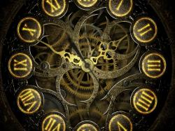 Clock Wallpaper