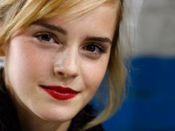 Emma Watson Close Up